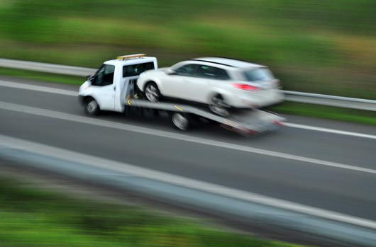 Bundesweite Autoabholung